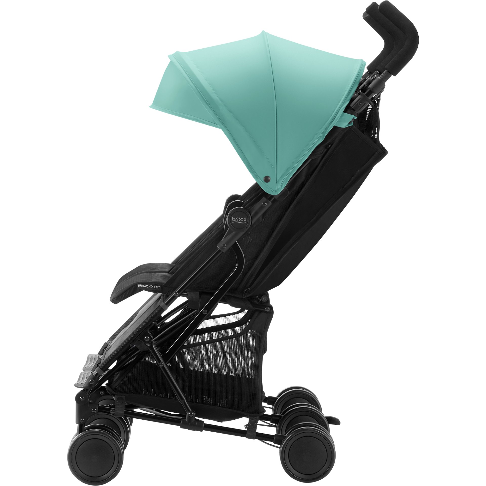 britax r mer buggy holiday double 2018 aqua green buy at kidsroom strollers. Black Bedroom Furniture Sets. Home Design Ideas