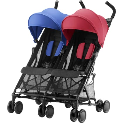 Britax Römer Buggy Holiday Double Red_Blue 2019 - large image