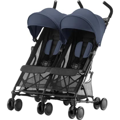 Britax Römer Buggy Holiday Double Navy Blue 2019 - large image