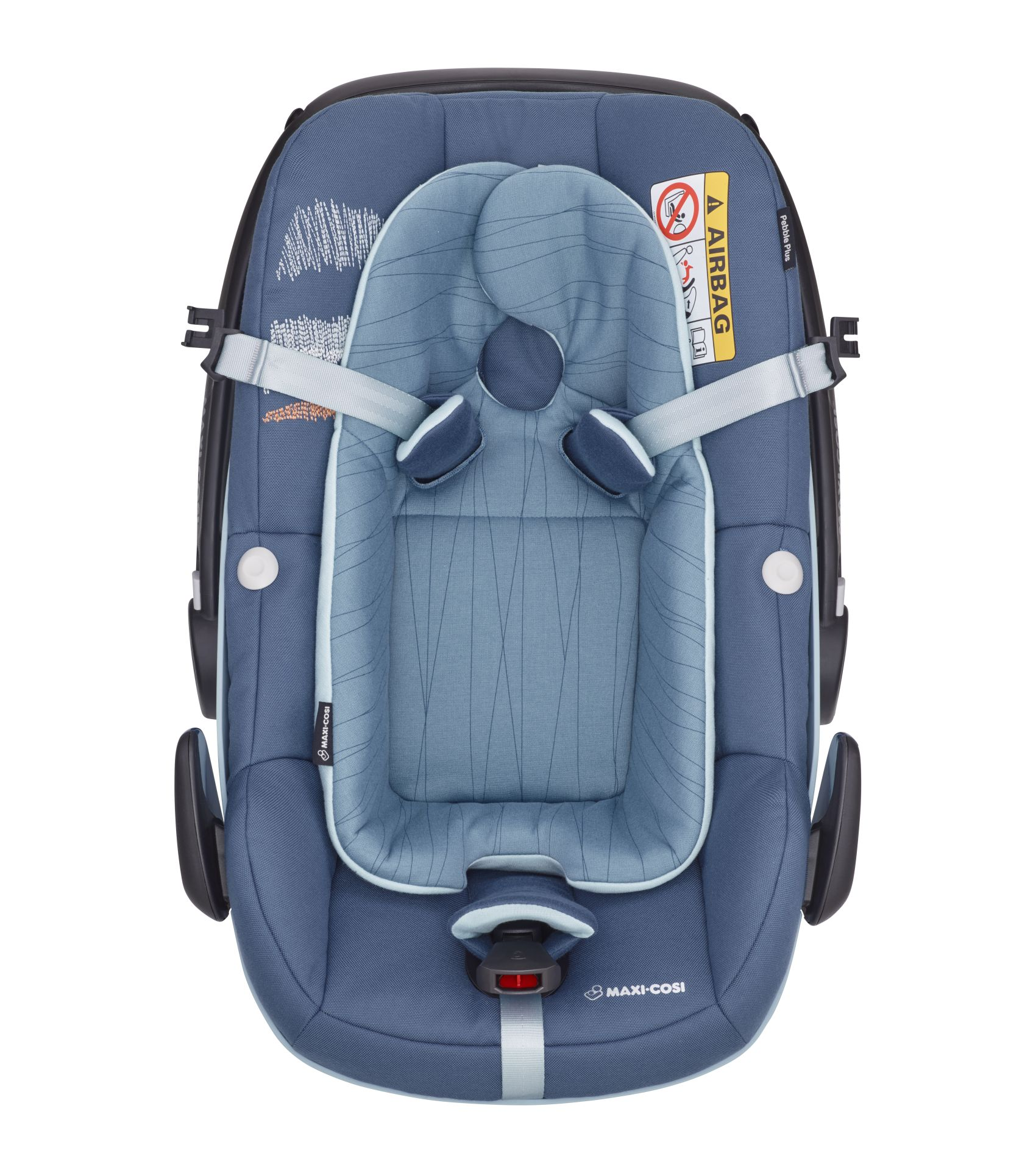 quinny pushchair moodd including dreami and maxi cosi pebble plus 2018 blue base white buy at. Black Bedroom Furniture Sets. Home Design Ideas
