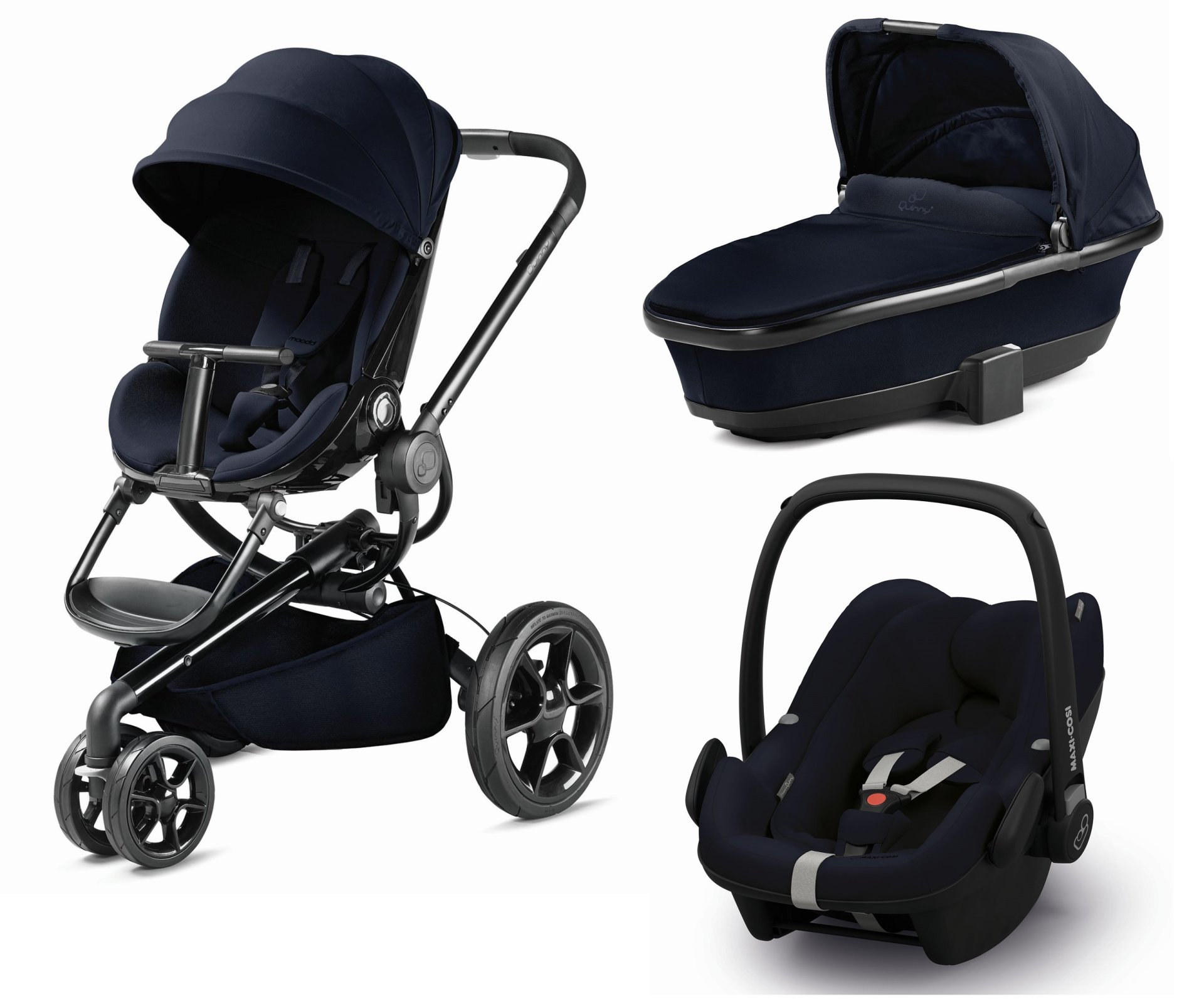 quinny pushchair moodd including dreami and maxi cosi. Black Bedroom Furniture Sets. Home Design Ideas
