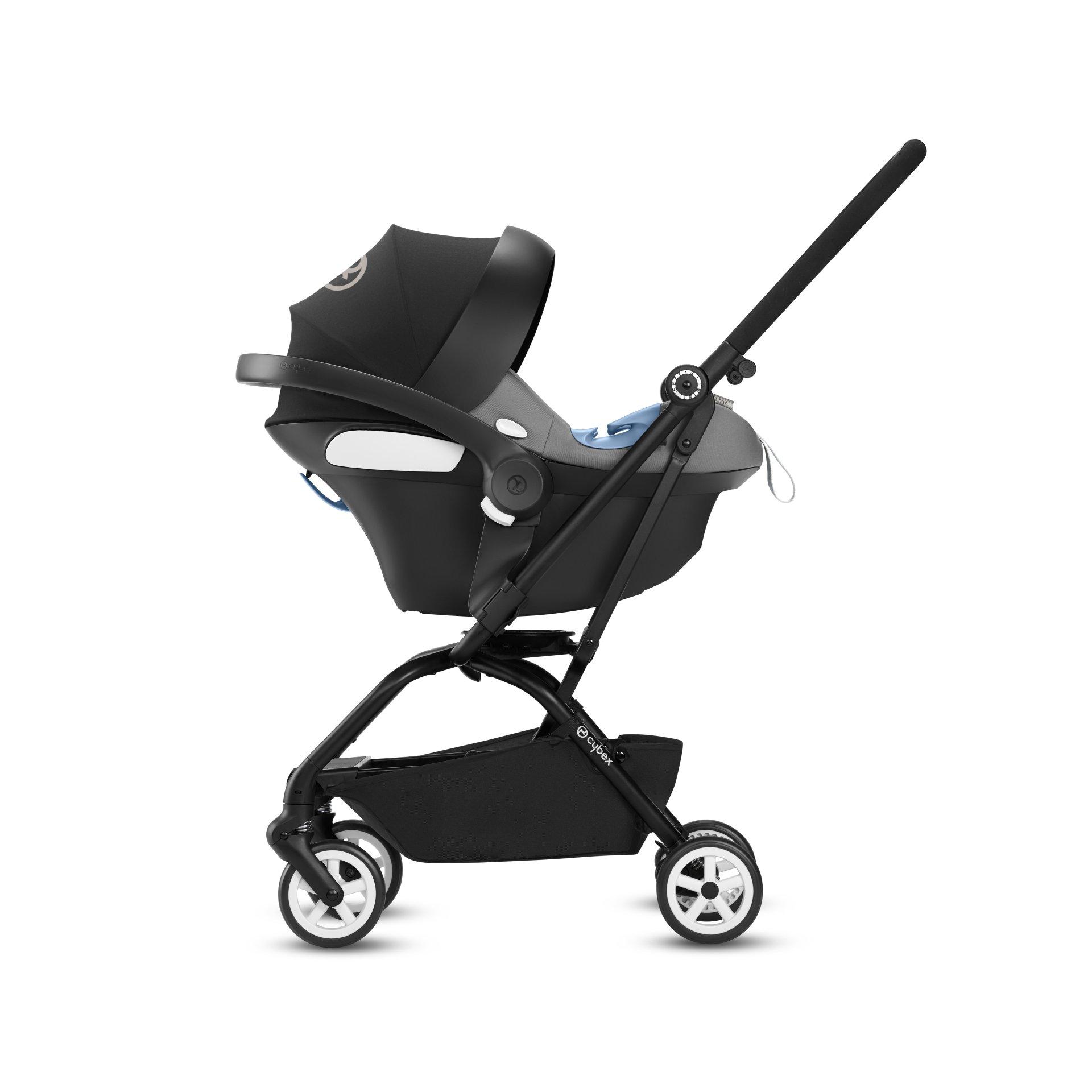cybex buggy eezy s twist 2018 rebel red red buy at kidsroom strollers. Black Bedroom Furniture Sets. Home Design Ideas