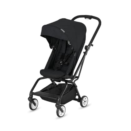 Cybex Buggy Eezy S Twist -  * Being equipped with a unique, rotating seat unit the Cybex buggy Eezy S Twist helps modern parents ease everyday life with their little one. With only one hand, you can easily set the seat unit in either a forward-facing or rear-facing mode – even when being on the move.