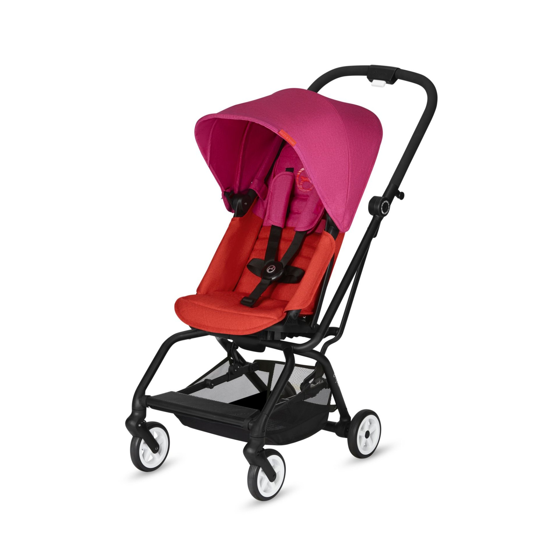 Cybex Buggy Eezy S Twist Design Fancy Pink Purple 2019