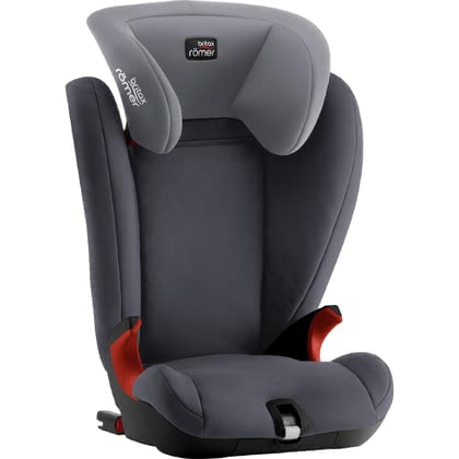 Britax Römer Child Car Seat KIDFIX SL – Black Series -  * The Britax Römer child car seat KIDFIX SL Black Series provides your little passenger with maximum safety and comfort.