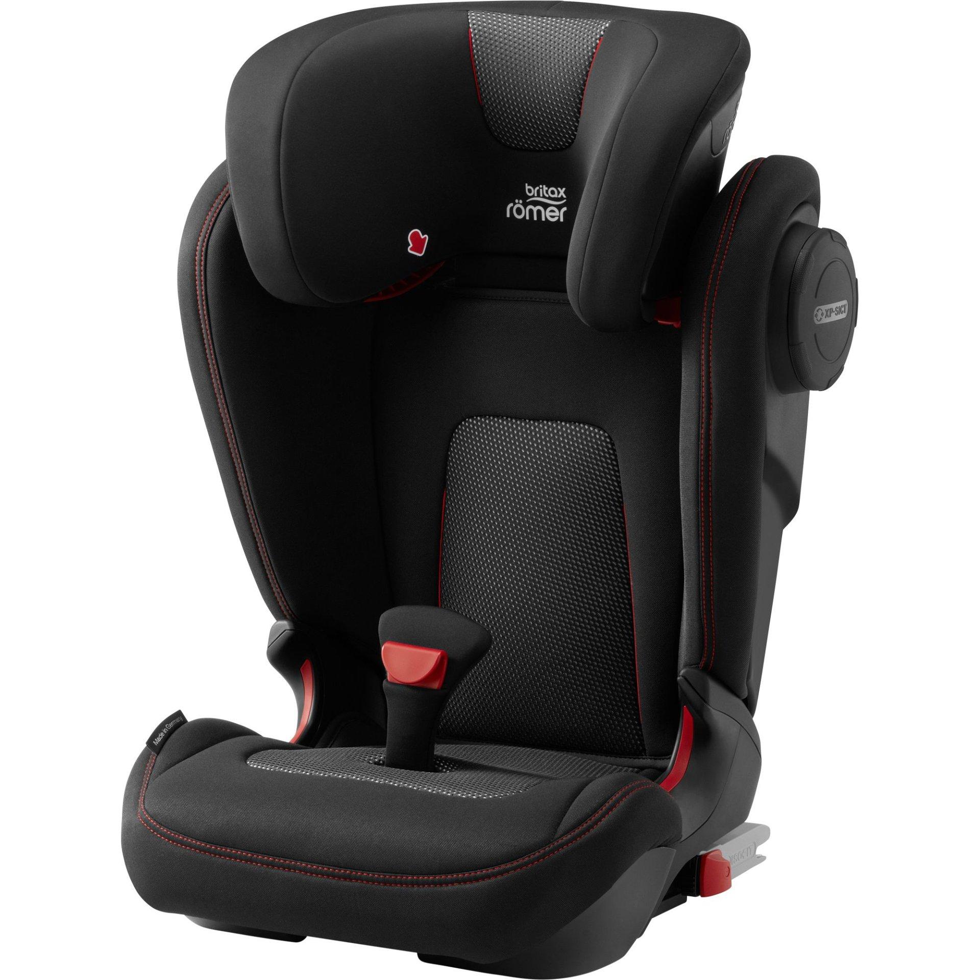britax r mer child car seat kidfix iii m 2019 air black. Black Bedroom Furniture Sets. Home Design Ideas