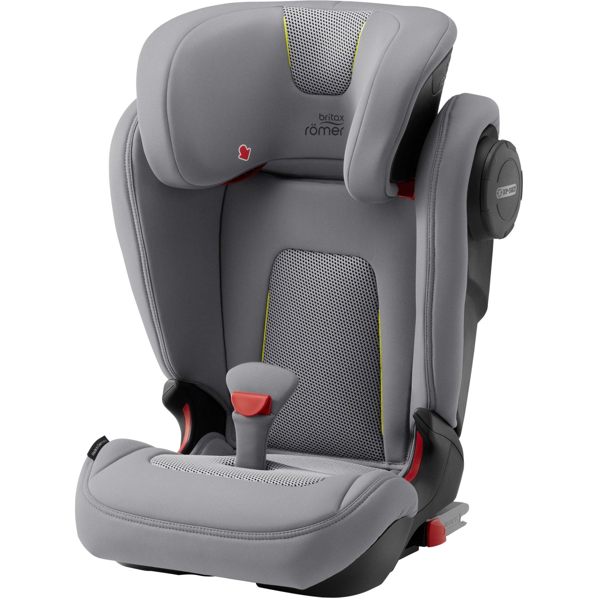 britax r mer child car seat kidfix iii m 2019 air silver. Black Bedroom Furniture Sets. Home Design Ideas