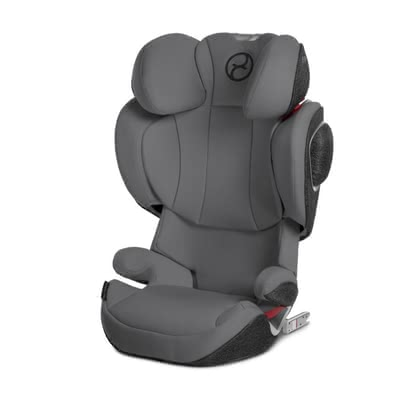 Cybex Platinum Child Car Seat Solution Z-Fix -  * The new Cybex Platinum Child Car Seat Solution Z-Fix features a 12-stage height and width adjustment and grows with your child between the ages of three and twelve years.