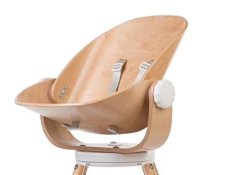 Childhome Evolu Newborn Seat -  * Be ready and use your highchair Evolu right from the very first day of your child's life! The newborn seat which is perfectly suitable for the Childhome highchair Evolu provides your newborn baby with a cosy spot for ultimate well-being.