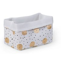 Childhome Storage Boxes Gold/ Dots -  * Do you like decorating your place and attach great importance to a stylish interior style? Then the storage boxes by Childhome are the perfect accessories that add some more oomph to your home.