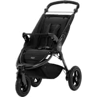 Britax Römer B-Motion 3 Plus -  * The three-wheeled Britax Römer pushchair B-Motion 3 Plus masters every terrain with ease – whether that be uneven grounds off-road or the shopping malls in town.