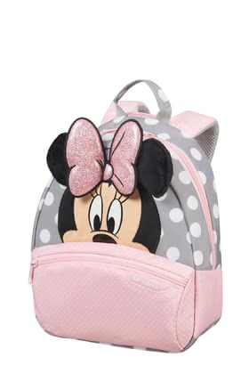 Samsonite Disney Minnie Glitter Backpack S -  * This super cute Samsonite backpack from the Disney Ultimate 2.0 collection is perfect for transporting your little pre-schooler's most favourite things.