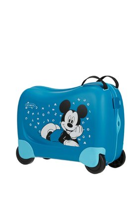 Samsonite Dreamrider Disney -  * The bright coloured kids' suitcase Dreamrider by Samsonite will turn every trip into an exciting and fun adventure for your little one. This brand-new collection features Minnie Mouse, Mickey Mouse and Cars motifs that will delight all little Disney fans out there immediately.