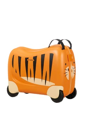 Samsonite Dream Rider Children's Spinner - ✓ robust kids' spinner ✓ can be used as a ride-on toy ✓ for children from 3 - 8 years ✓ volume: 28 litres ✓ 4 smooth-running wheels ✓ practical strap