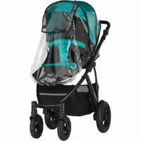 Britax Römer Rain Cover for Stroller Smile 2 -  * The Britax Römer rain cover for the Smile 2 is perfect for protecting your little one against rain, snow and wind.
