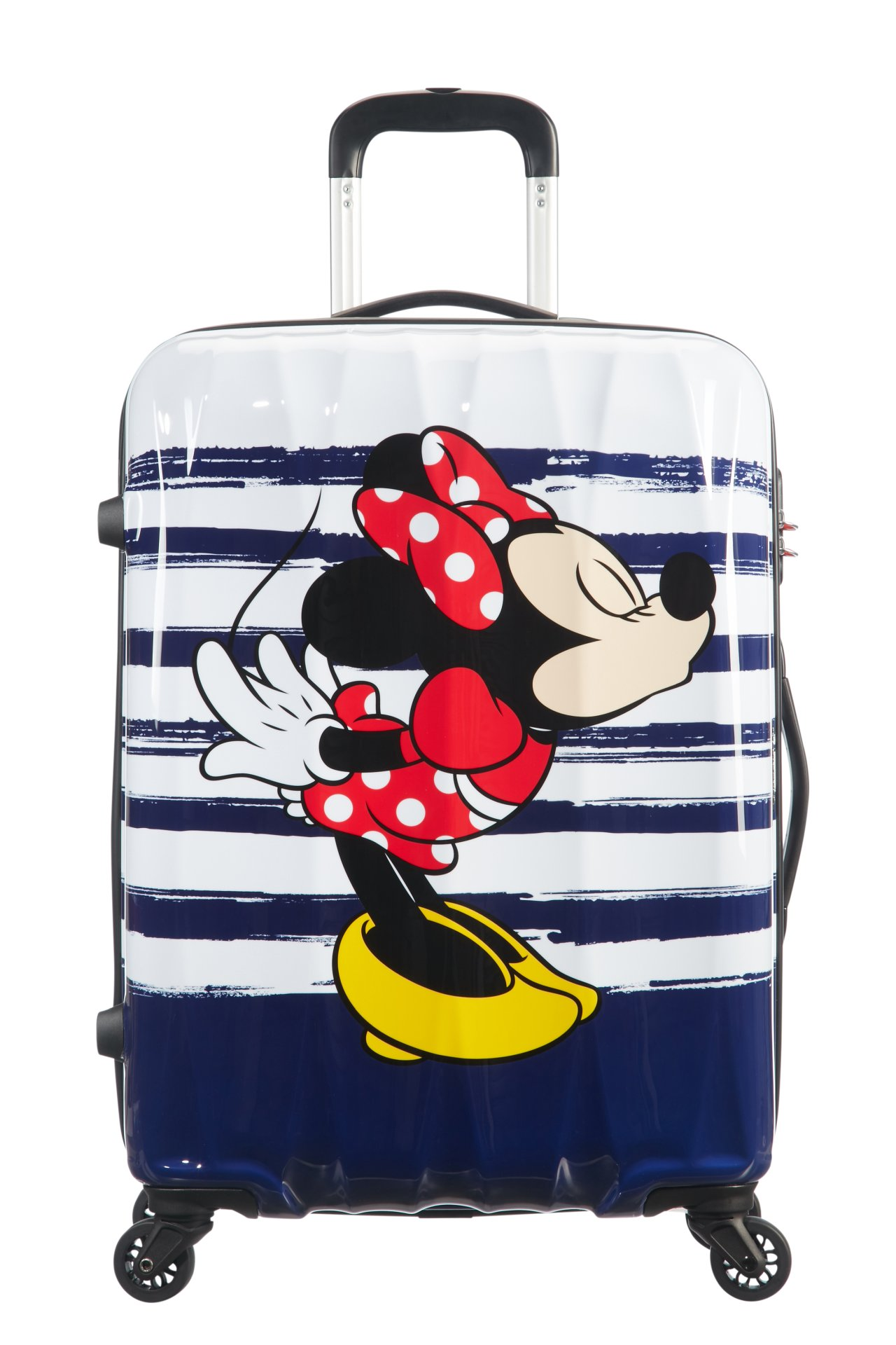 4d0ed8820 ... American Tourister by Samsonite Disney Legends Spinner (4 Wheels) Minnie  Kiss 2018 - large ...