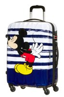 American Tourister by Samsonite Disney Legends Spinner (4 Wheels) - * This spinner from the Disney Legends Collection is the perfect piece of luggage for all young and young-at-heart Disney fans. From now on the trendy and original Disney prints will accompany you on all your trips.