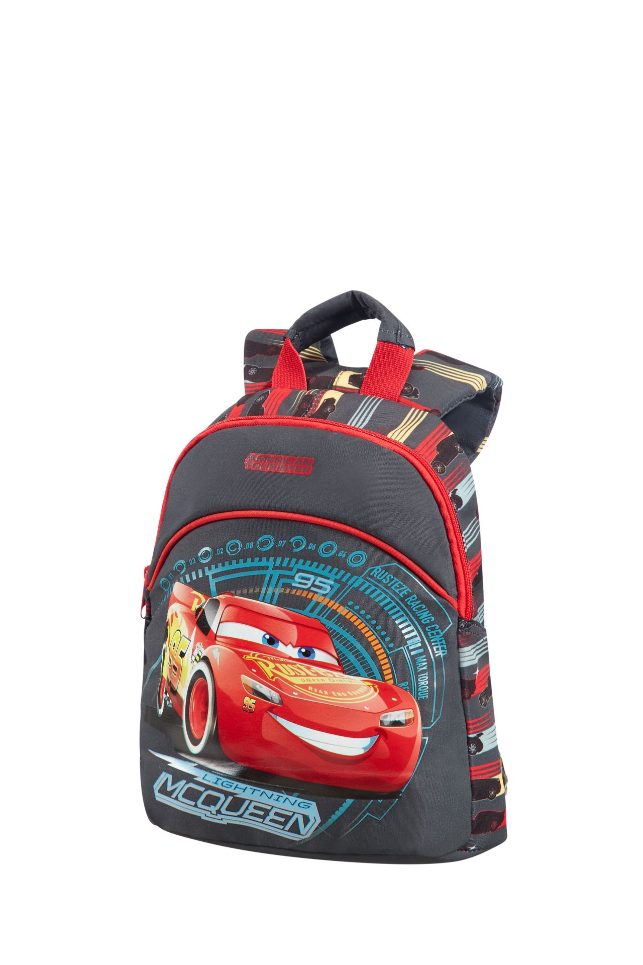 1a9e5c9a7ea American Tourister by Samsonite Disney Cars 3 Backpack S 2018 - large image  1 ...
