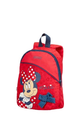 American Tourister by Samsonite Kids' Backpack Minnie Bow - * The super cute kids' backpack Minnie Bow will make your little girl's heart beat faster.