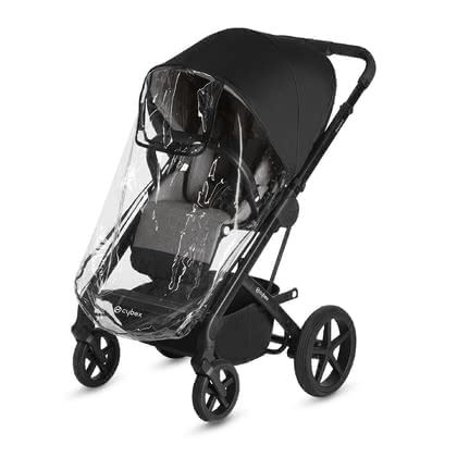 Cybex Rain Cover for Balios S -  * The Cybex rain cover protects your little one in whatever the weather and stands out as a stylish accessory for your buggy.