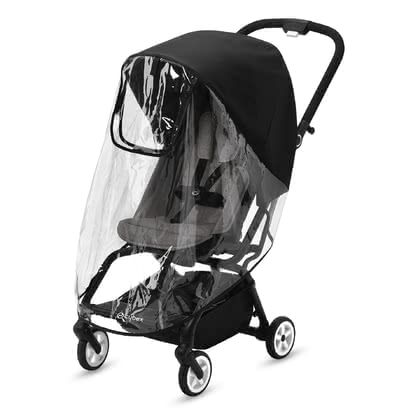 Cybex Rain Cover for Eezy S/ Eezy S Twist -  * The Cybex rain cover protects your little one in whatever the weather and stands out as a stylish accessory for your buggy.