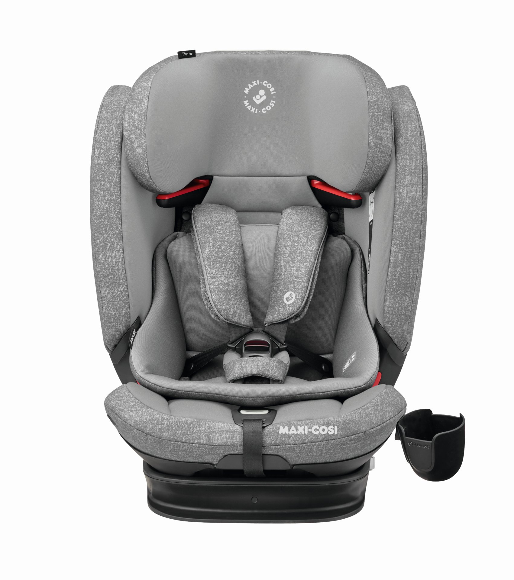 maxi cosi child car seat titan pro 2019 nomad grey buy at kidsroom car seats. Black Bedroom Furniture Sets. Home Design Ideas