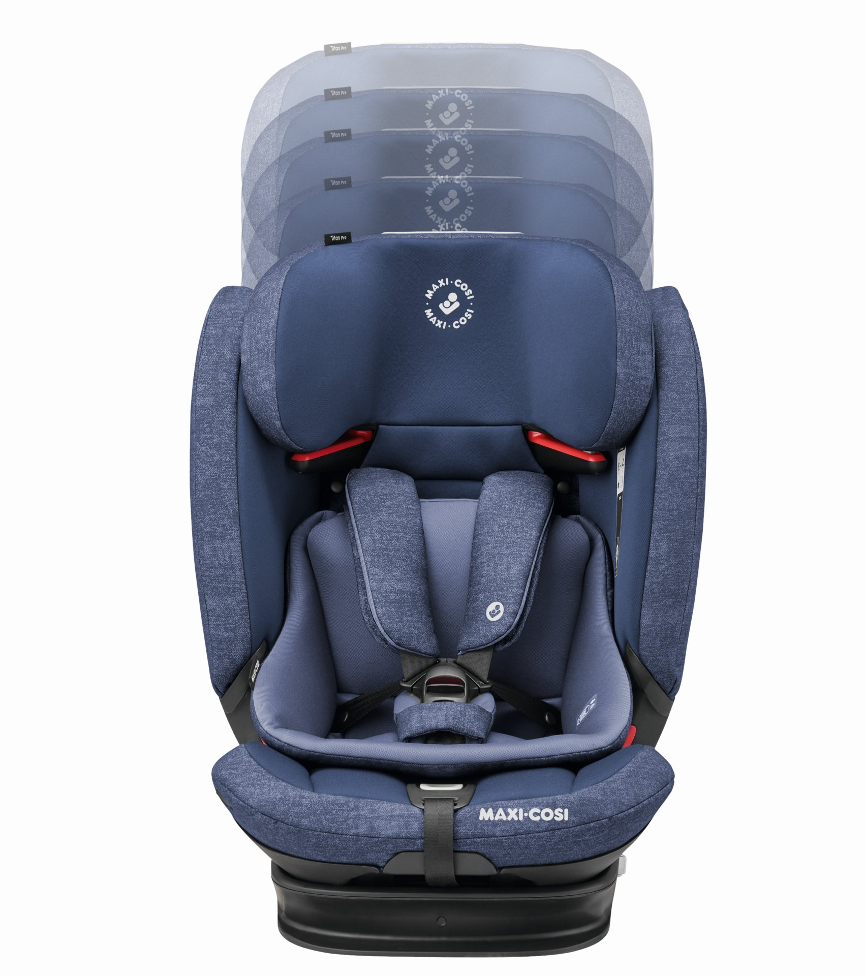 maxi cosi child car seat titan pro 2019 nomad blue buy at kidsroom car seats. Black Bedroom Furniture Sets. Home Design Ideas