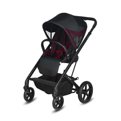 Cybex Scuderia Ferrari Stroller Balios S -  * The Cybex Scuderia Ferrari Collection brings the feeling of the racetrack directly to the streets of the city. The combination of design, safety and functionality matches perfectly with the lifestyle of modern parents.