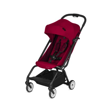 Cybex Scuderia Ferrari Buggy Eezy S -  * The Cybex Scuderia Ferrari Collection brings the feeling of the racetrack directly to the streets of the city. The combination of design, safety and functionality matches perfectly with the lifestyle of modern parents.