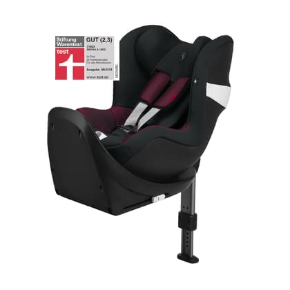 Cybex Scuderia Ferrari Reboard Child Car Seat Sirona S i-Size -  * The Cybex reboard child safety seat Sirona S i-Size combines 360° comfort for you and outstanding safety features for your little passenger.