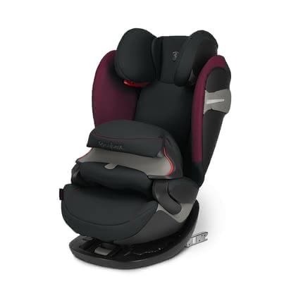 Cybex Scuderia Ferrari Child Car Seat Pallas S-Fix -  * The Cybex Scuderia Ferrari Collection brings the feeling of the racetrack directly to the streets of the city. The combination of design, safety and functionality matches perfectly with the lifestyle of modern parents.