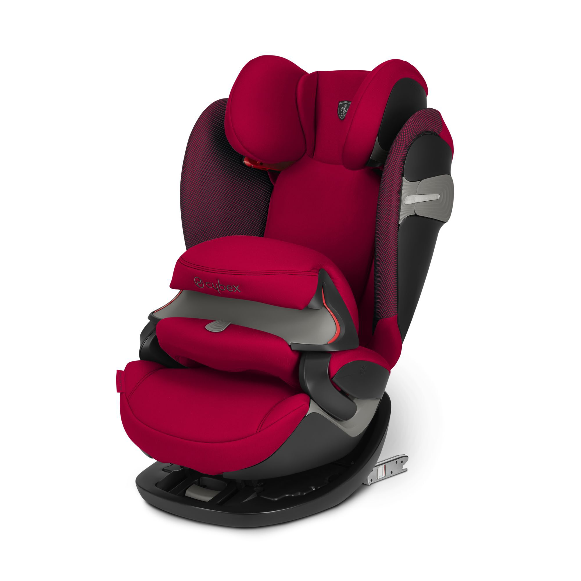 Cybex Scuderia Ferrari Child Car Seat Pallas S Fix Racing Red Red Kidsroom De