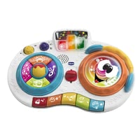 Chicco Musical Toy DJ Scratchy -  * With Chicco's fun musical toy DJ Scratchy your child will become the star on his very own stage.