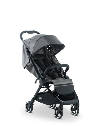 Moon Buggy SL -  * The perfect buggy for town – the Moon SL folds to a compact and small size, is easy to manoeuvre and super trendy, and thus stands out as the ideal companion for you and your little explorer.