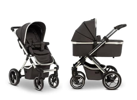 Moon Multi-Functional Stroller including Aluminium Carrycot anthrazit 2020 - large image