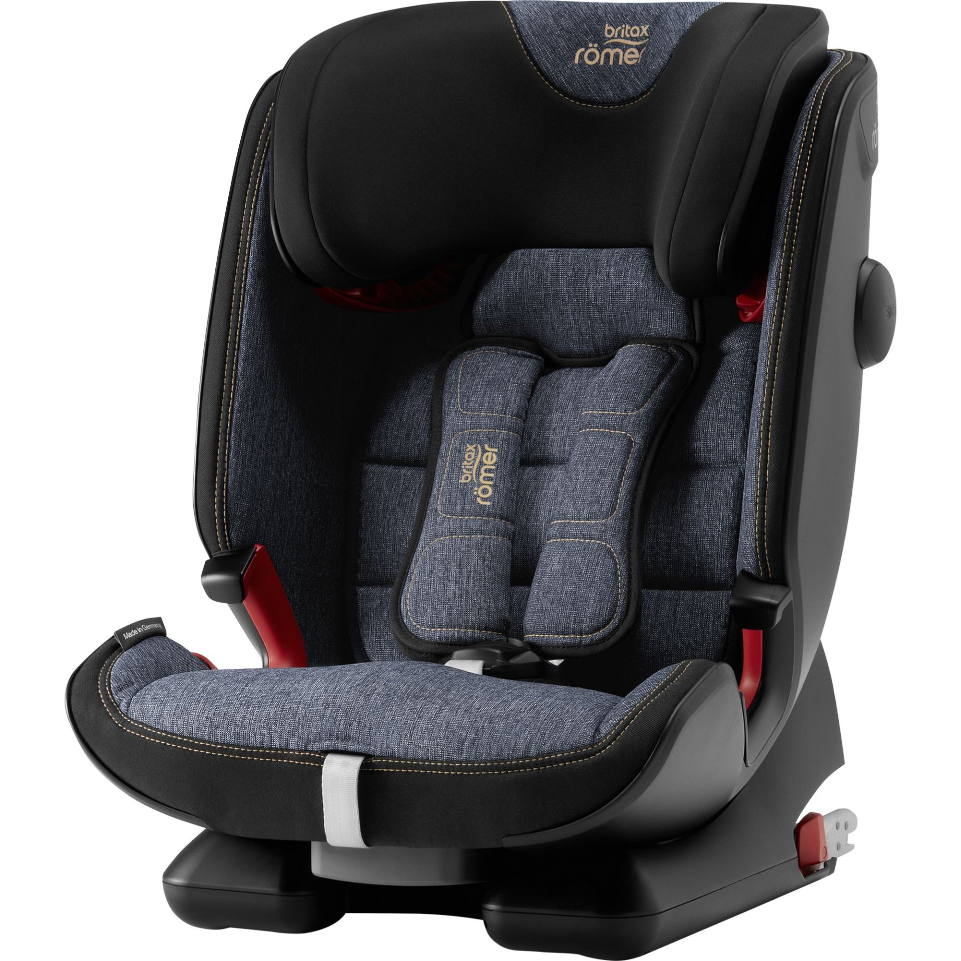 britax r mer child car seat advansafix iv r 2019 blue. Black Bedroom Furniture Sets. Home Design Ideas
