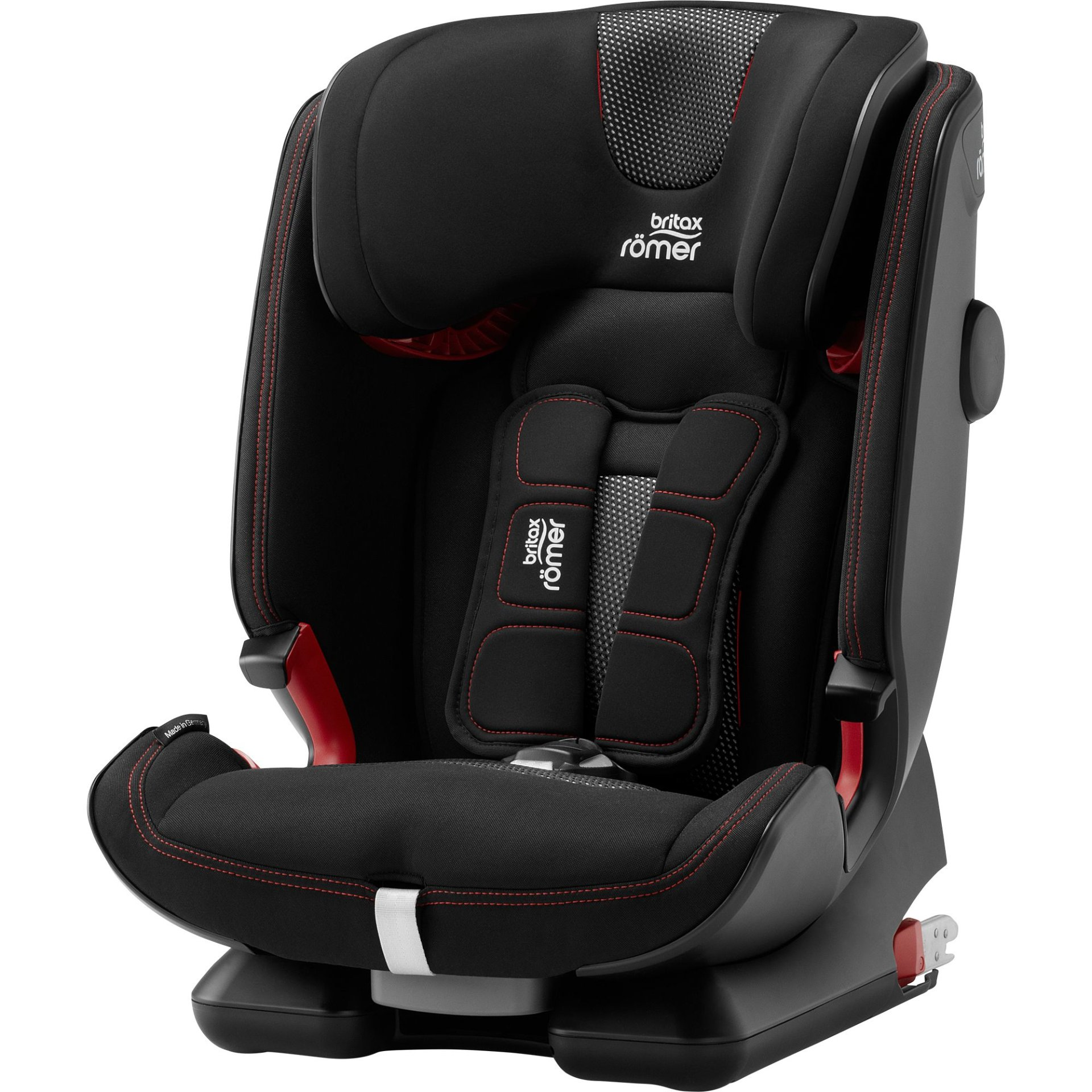 britax r mer child car seat advansafix iv r 2019 air black. Black Bedroom Furniture Sets. Home Design Ideas