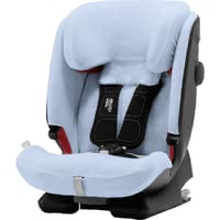 Britax Römer Summer Cover for Child Car Seat Advansafix -  * The Britax Römer summer cover is an absolute must-have accessory in warm weather. The soft and fluffy cover is particularly heat-absorbing and prevents your little passenger from breaking a sweat.