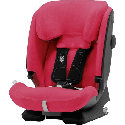 Britax Römer Summer Cover for Child Car Seat Advansafix IV -  * The Britax Römer summer cover is an absolute must-have accessory in warm weather. The soft and fluffy cover is particularly heat-absorbing and prevents your little passenger from breaking a sweat.