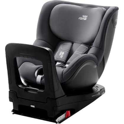 Britax Römer Child Car Seat Swingfix M i-Size -  * The Britax Römer Swingfix M i-Size features a seat that rotates by 90° and makes putting your child into and out of the safety seat as easy as possible.