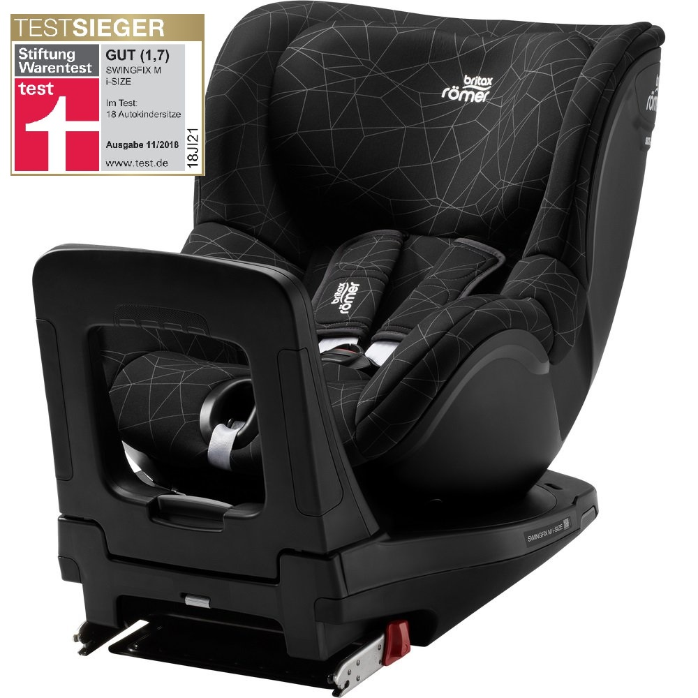 britax r mer child car seat swingfix m i size 2019 crystal black buy at kidsroom car seats. Black Bedroom Furniture Sets. Home Design Ideas