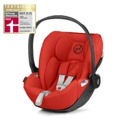 Cybex Platinum Baby Seat Cloud Z i-Size -  * With a weight loss of 15%, the Cybex infant car seat Cloud Z i-Size is significantly lighter than its predecessor Cloud Q i-Size. It provides you and your child with an ergonomic and comfortable travel experience.