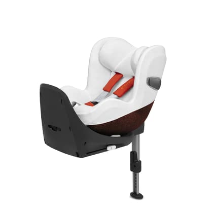 Cybex Platinum Summer Cover for Child Car Seat Sirona Z i-Size -  * The Cybex summer cover is perfectly suitable in warm weather. It matches ideally with the child car seat Sirona Z i-Size and prevents your little one from breaking a sweat too quickly.