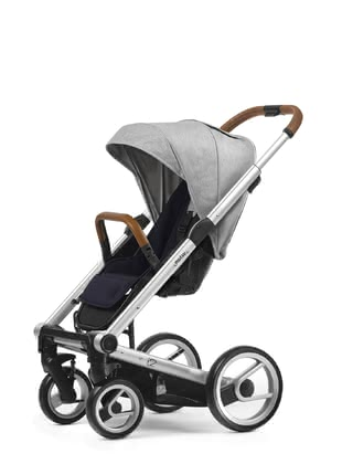 Mutsy Multi-Functional Stroller i2 Pure Fog 2019 - large image