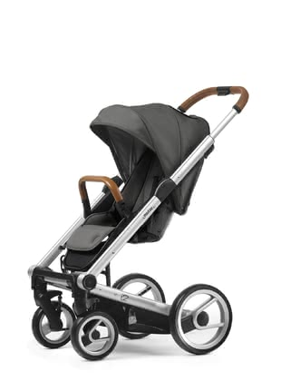 Mutsy Multi-Functional Stroller i2 Urban Nomad Dark Grey 2019 - large image