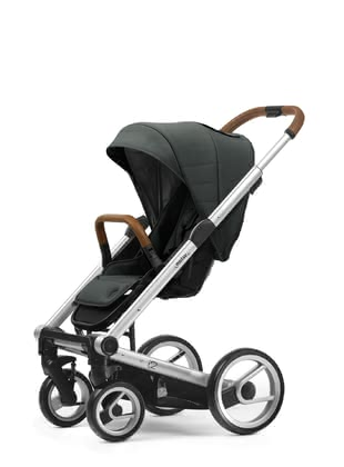 Mutsy Multi-Functional Stroller i2 Heritage Amsterdam Green 2019 - large image