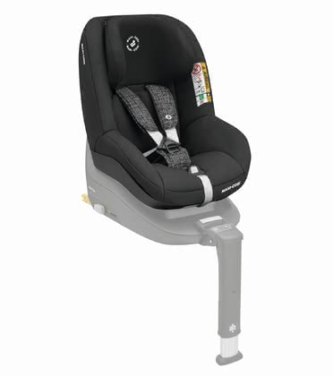 Maxi-Cosi Chid Car Seat Pearl Smart i-Size -  * The Maxi-Cosi Pearl Smart i-size child safety seat is suitable for your little passenger from a height of approx. 67 cm to approx. 105 cm and is to be installed in a rear-facing mode – because travelling in this mode for a longer time provides more protection of your child's head and neck.