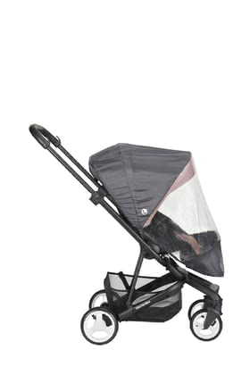Easywalker Rain Cover for Buggy Charley -  * The rain cover for buggy Charley protects your child in wind and rain.
