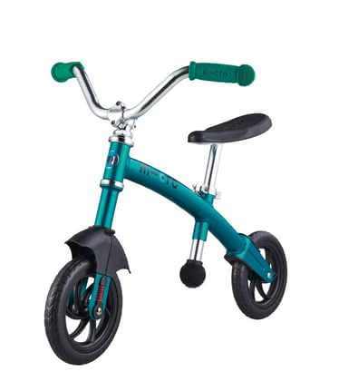 Micro Balance Bike G-Bike Chopper Deluxe -  * Exploring the world on two wheels is fun! Does your child at the age of 2 years wish to have his/ her very own vehicle? Then the ultralight G-Bike Chopper Deluxe by Micro is the perfect choice.