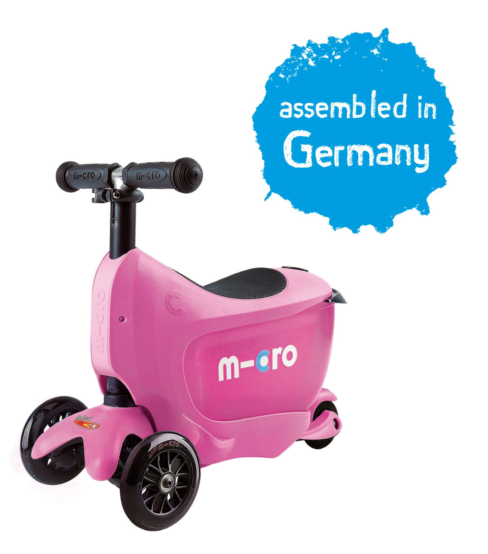 Micro Scooter Micro Mini Sporty 2go 2019 Sporty Pink - Buy at